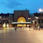 La Estación de Ferrocarril (Rautatieasema)