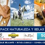 Oferta Pack Naturaleza y Relax