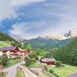 Hotel Pattissenhof in den Südtiroler Dolomiten