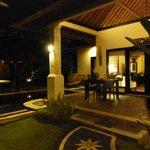 la chambre-villa