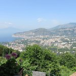 Amazing views of Sorrento