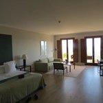 Room 12 lounge area