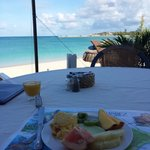 Breakfast at the Bay