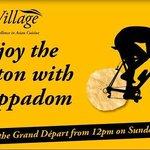 Grand Depart, The Village