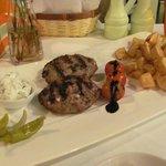 Hamburger di agnello