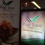 Pagi Sore Indonesian Restaurant Foto