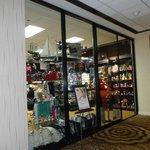 gift shop near lobby