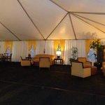 temp lounge/diningroom