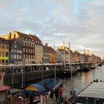 Restaurant row at Nyhavn