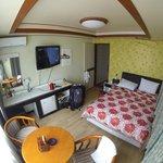 Room angle 1 - 8mm wide angle
