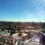 Vista de LA