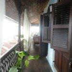 Violetta Room Terrace