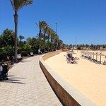 Passeggiata spiaggia
