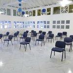 Salon de Conferencias, Blanco
