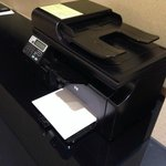 IN ROOM multifunction device, laser printer, scanner, xeroxing, faxing machine