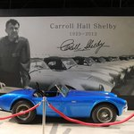 First Car ever built by Mr Shelby