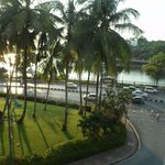The view from my room..