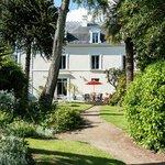 La villa Coté Jardin