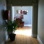 Hallway - Port Elliot Beach House - All Wood floors.