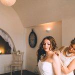 Сборы невесты в Suite with Indoor Jacuzzi