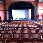 Auditorium toward the Stage