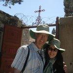 Touring Jerusalem with Zvika