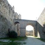 fossato del castello - parcheggio accesso