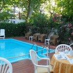 colazione a bordo piscina (posti limitati!)