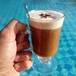 Irish Coffee en all inclusive à la piscine