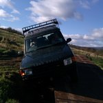 Our Farm & Woodland 4x4 Track Offers Some Challeges
