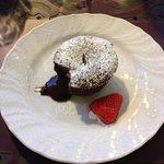 Dessert: verse moelleux