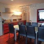 Dinning room in 301