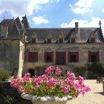 Chateau OLIVIER, ça c'est un château ! A fairytale chateau !