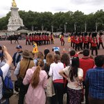 Changinh of the Guard Buckingham Palace