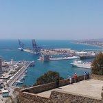 Espectculares vistas de Málaga