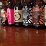 Cervezas locales