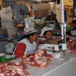 Mercado de Chivay