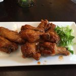 Jerk Wings