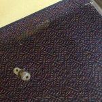 Carpet dirty