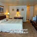 Single King Bed Deluxe Room