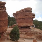 balanced rock area