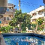 Foto de Hotel Green Palm