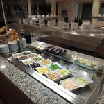 Zona de buffet