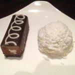 Ho-ho and Coconut custard snowball