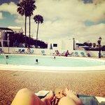 Pool side ��