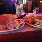 Pork Tenderloin and Grilled Pork Chop Sandwiches