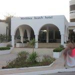 Niriides Beach Hotel, Kolymbia, Rhodes