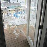Balcony rear
