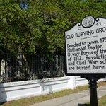 Beaufort Burying Ground