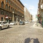 Streets Near IQ Hotel